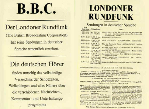 BBC in WWII